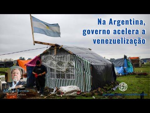 """Argentina a passos largos para ser um novo """"paraíso"""""""