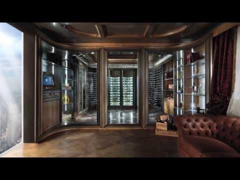 0039 Luxury Italian Projects I.W.C. Interactive Wine Cellar