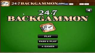 World of Games-Backgammon