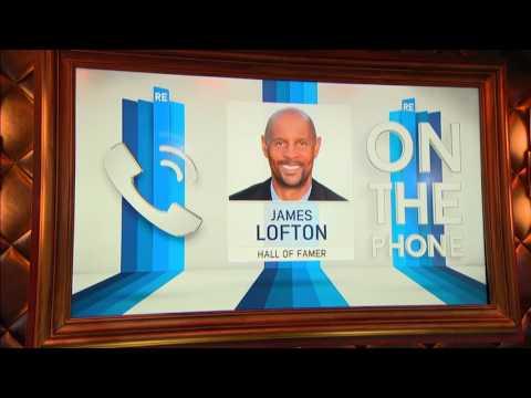 James Lofton on The Rich Eisen Show (full interview) 9/21/16