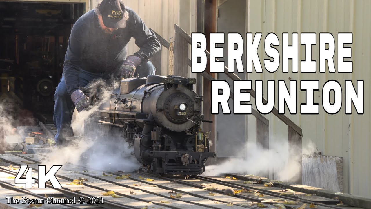 Berkshire Reunion: Fall Steam at the Blueberry Railroad