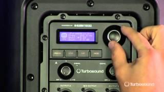 TURBOSOUND iQ Series - EQ Menu
