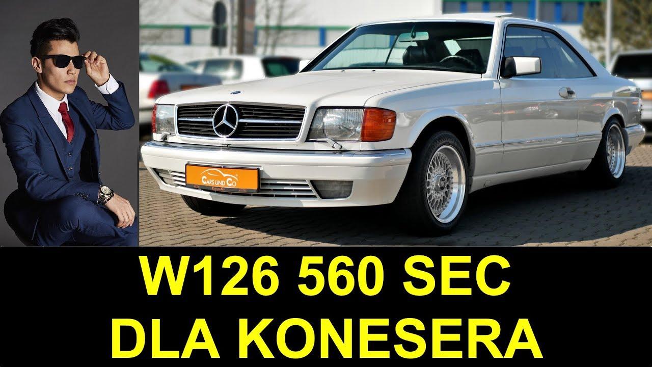 Auto-Inwestycja: Mercedes-Benz 560 SEC