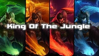Repeat youtube video MoonChild - King Of The Jungle (Udyr Tribute)