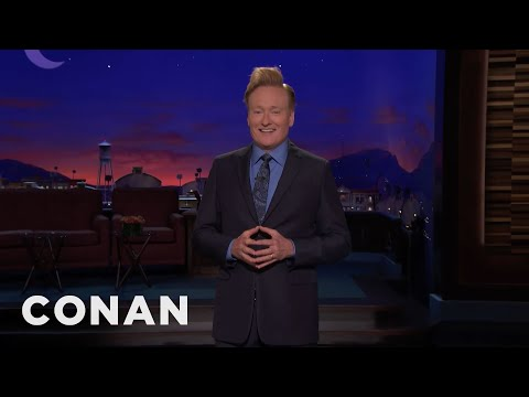 Conan On Democrats & More People Without Power  - CONAN on TBS