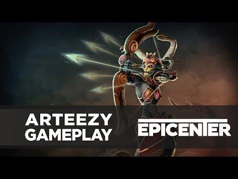 Arteezy (Medusa) EG vs Iceberg @  EPICENTER XL NA quals