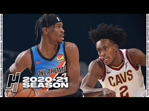 Oklahoma City Thunder vs Cleveland Cavaliers - Full Game Highlights | February 21, 2021 NBA Season