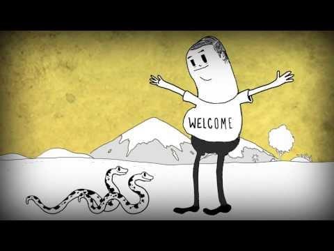 Pogledajte Ironiju O Našem Uticaju Na Planetu - Crtani Film