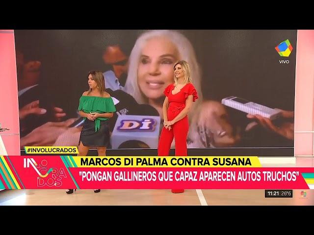 Duras críticas de Moria Casán a Susana Giménez
