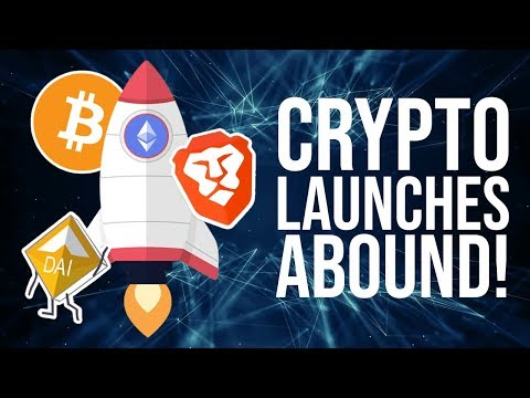 Crypto Launches Abound! – Kinetic Crypto Show #8