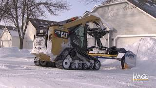KAGE Innovation Commercial Snow Plows - 2017