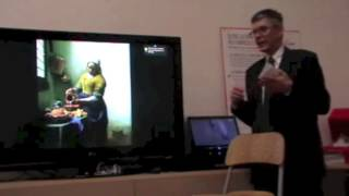 """PANE&OLIO (3/12/14) : Luca presenta """"La lattaia"""" di Vermeer"""