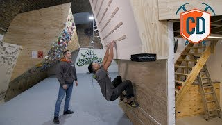 Strength & Endurance Training: Campus Board | Climbing Daily Ep.1386