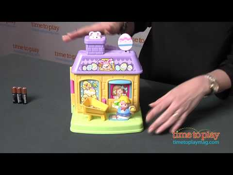 Little People Easter Surprise From Fisher-Price