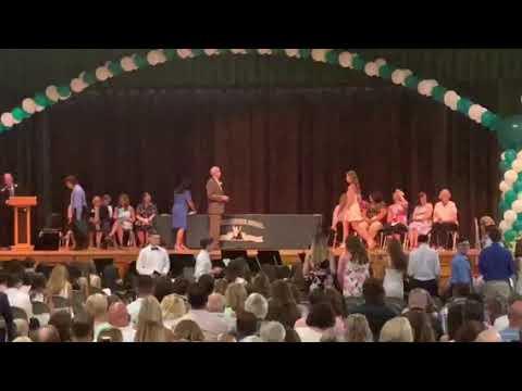 Samantha Seaford Middle School Graduation 6/26/19