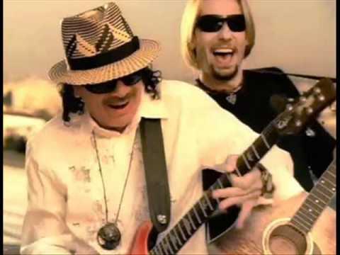Chad Kroeger feat Santana Into The Night