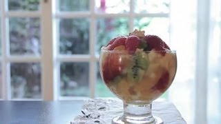 How To Make A Fruit Salad : The Best Salads