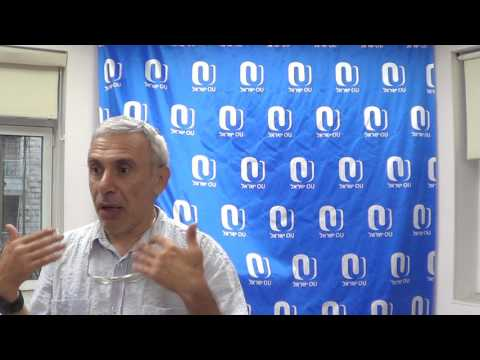 """R&B:  Igal Gervits on """"Introducing Ozone Therapy to Israel"""""""