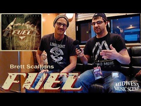 FUEL - interview with singer & guitarist Brett Scallions