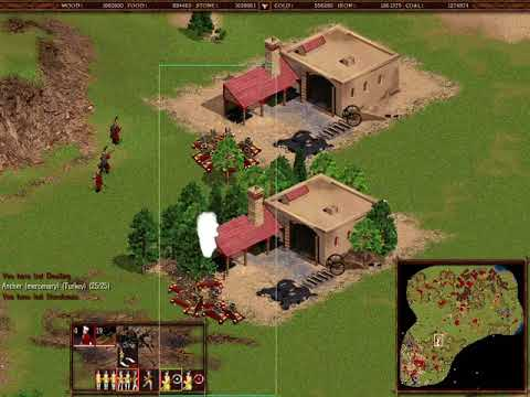 Cossack Art of War Mission (cheat use)  