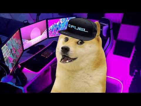 Gaming Doge