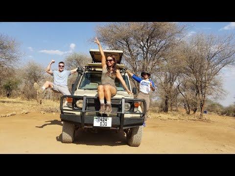Tanzania Safari & Maasai Land in HD