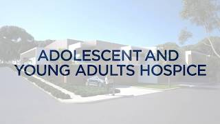 Adolescent and Young Adult Hospice flythrough for Manly Hospital site