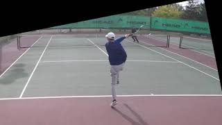 10/21/18 Tennis - Set Highlights