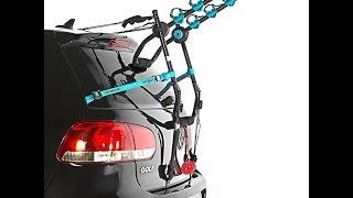 видео Багажник Для Велосипеда На Машину