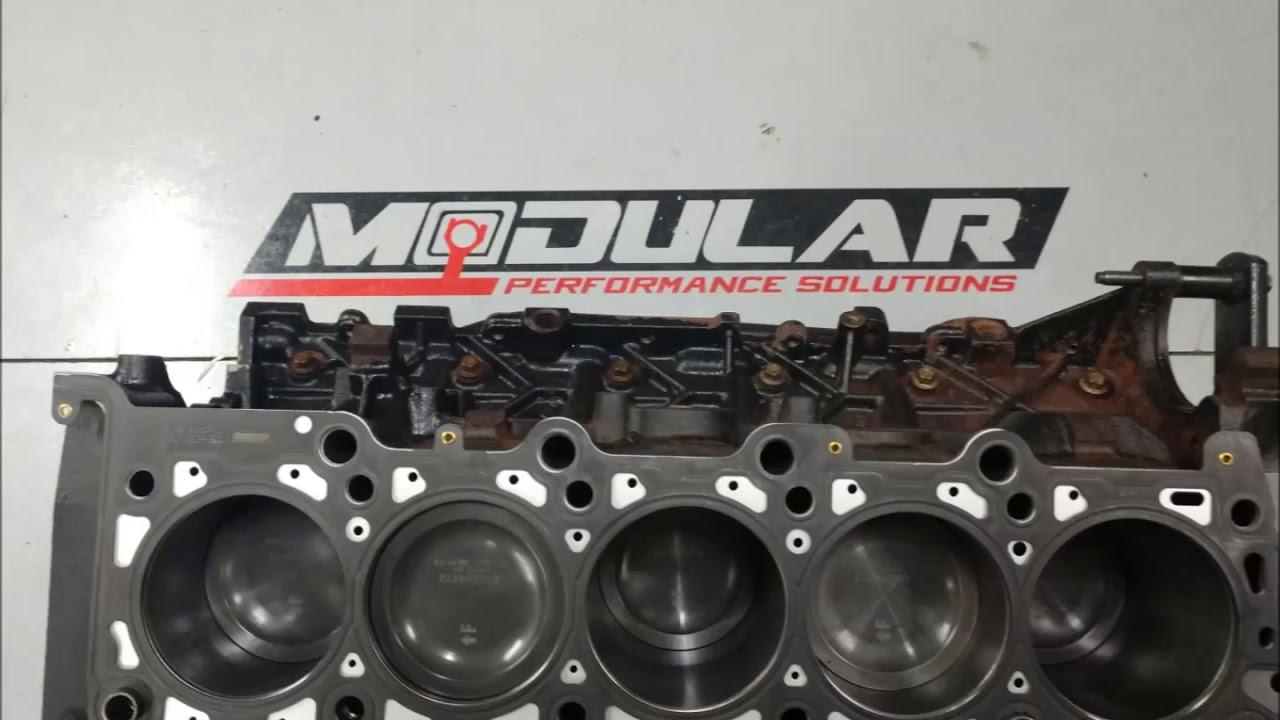 Ford V10 Engine >> Ford 6 8 Triton V10 Performance Engine Build Youtube