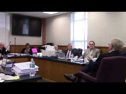 10. Dennis Price - WWALS Witness  - (Part 2 - cross examination)- DOAH 15-4975 - day 2 - 2015-10-20