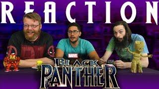 black panther teaser trailer reacton