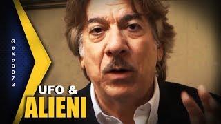 Ufo - Marco Columbro, noto conduttore televisivo, racconta la sua e...