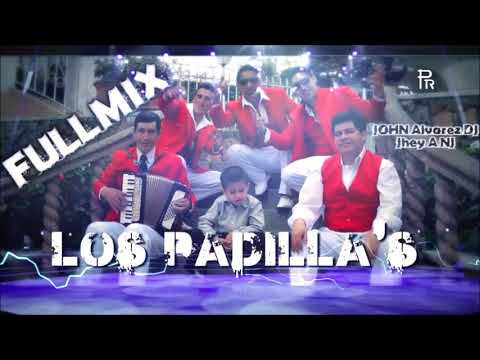 LOS PADILLAS MIX FULL ACORDION  BAILABLE (MUSICA NACIONAL ECUATORIANA)🇪🇨🇪🇨