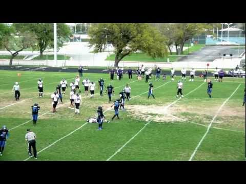 DRE WRIGHT HIGHTLIGHT 2012 TEXAS XTREME FOOTBALL
