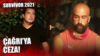 Acun Ilıcalı'dan Çağrı'ya Sert Yaptırım!   Survivor 2021