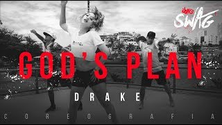 God's Plan - Drake | FitDance SWAG (Choreography) Dance Video