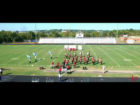 Westover Christian Academy Marching Bulldogs 9/23/2017