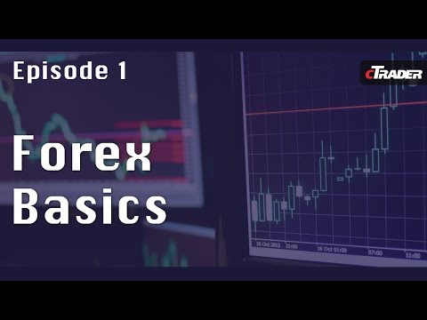 Forex Trading for Beginners - Learn to Trade Forex with cTrader - Episode 1