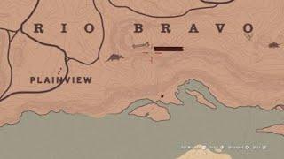 Red Dead Redemption 2 (PS4) - Finding the Rio Grande Wild Turkey