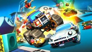 CLASSIC GAME! - MICRO MACHINES WORLD SERIES!
