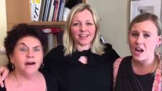 Vi bygger landet - Kjersti Stenseng, Lene Vågslid og Tove Karoline Knutsen