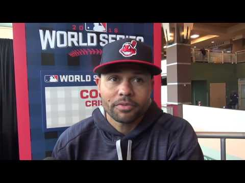 Coco Crisp Interview