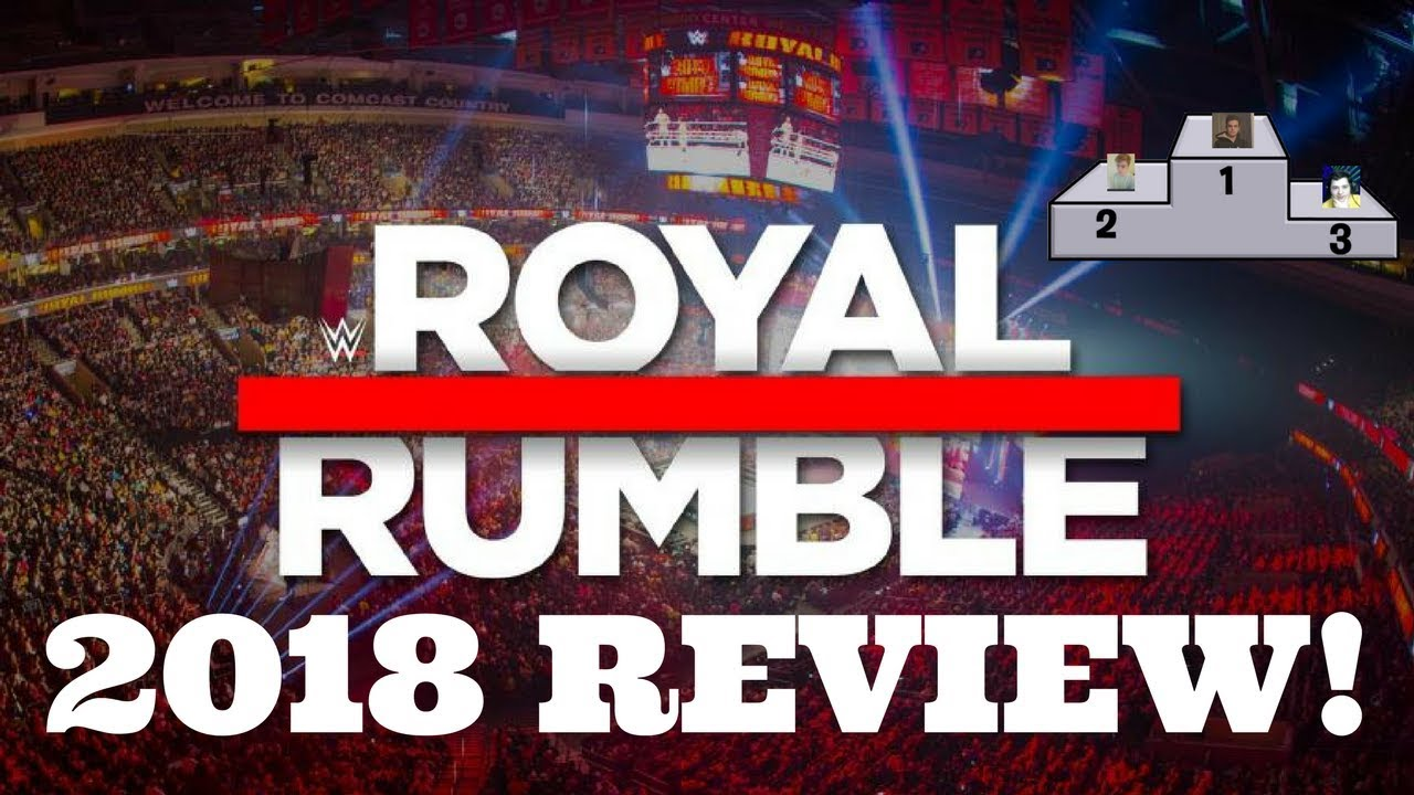 Download ROYAL RUMBLE 2018 REVIEW!