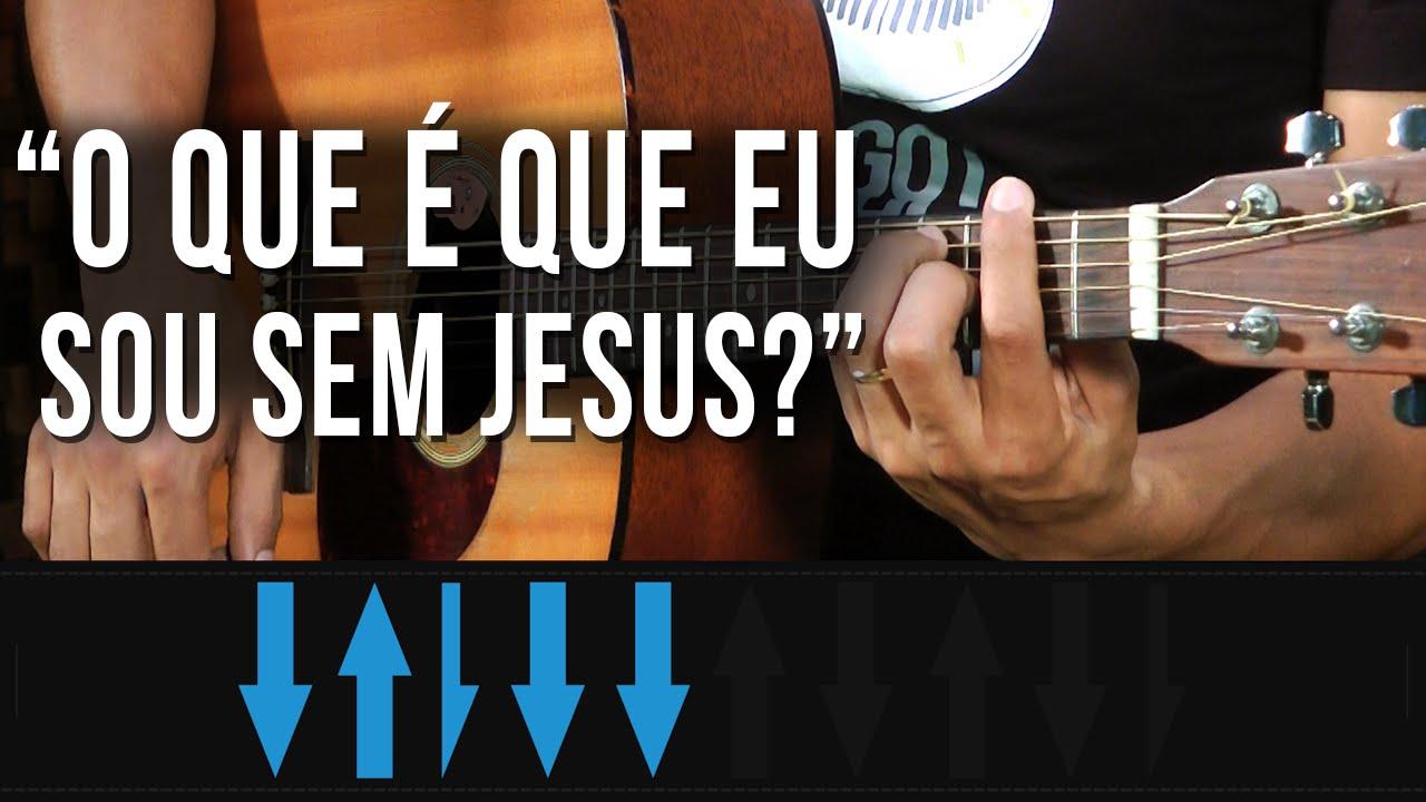 Eu Sou Um Poeta: O Que é Que Eu Sou Sem Jesus?