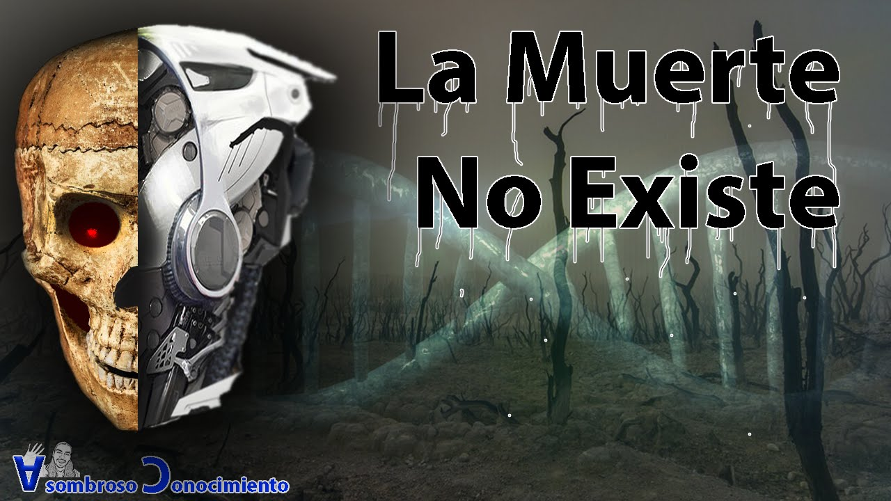 La Muerte No Existe | ɐsombroso ɔonocimiento