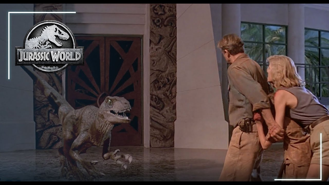 Your Jurassic Adventure: When Dinosaurs Attack   Jurassic World