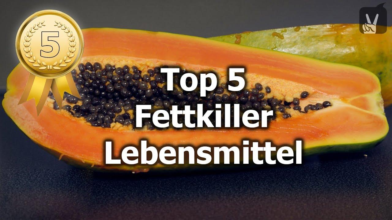 Lebensmittel als Fettkiller: Die Top 9 von Prof. Froböse