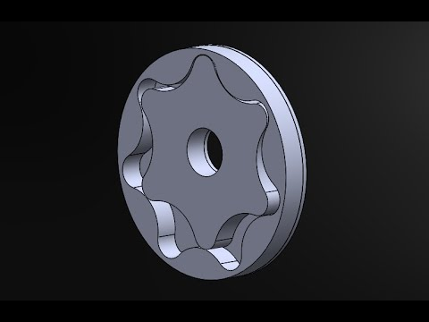 Best Method to Make/Constrain Gerotor (Oil/Hydraulic) Pump in ...