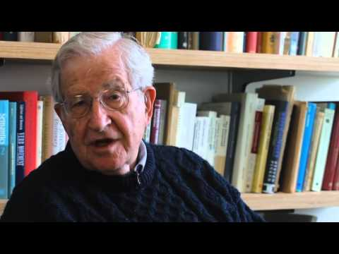 Noam Chomsky. On Changing the Structures of Power in Scotland and the EU